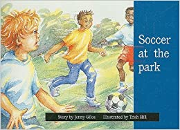 Book Rigby PM Collections Yellow: Leveled Reader Soccer at the Park by RIGBY (1997-01-27)