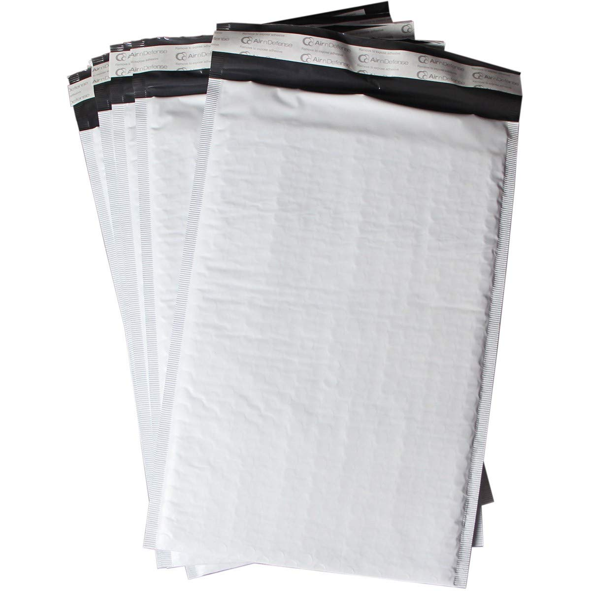 200/400/1000/2000/5000 pcs #2 8.5x12 Poly Bubble Padded Envelopes Mailers Shipping Bags AirnDefense (400) by Air n Defense