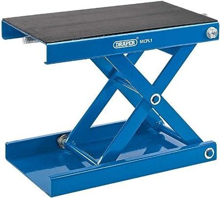 1200 mm Draper 75106 Vue latérale Box Section niveau