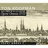 Buxtehude: Opera Omnia XVII, Vocal Music 7