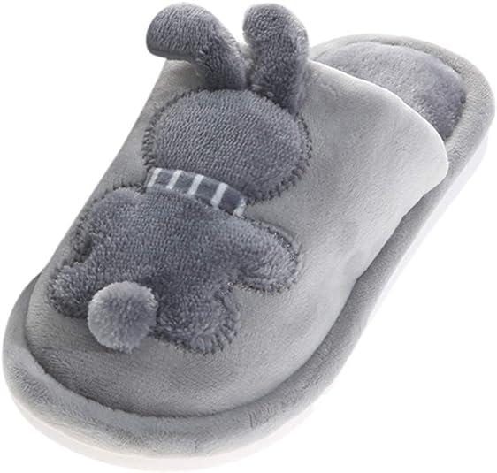 Topgrowth - Chanclas de Invierno para niña - Zapatos para niños ...