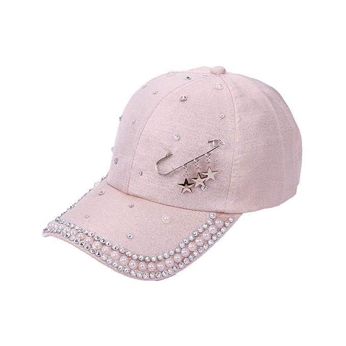 Gorra De Béisbol De Algodón para Gorra para Damas Hombre Estilo Hiphop Mode De Marca Sombrero