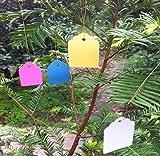 LeBeila Plant Labels Plastic Garden Markers