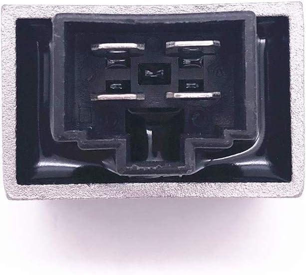 POLIPARTS regulador de voltaje del rectificador para yamaha tzr 50 a/ños 2007 2008 2009 2010