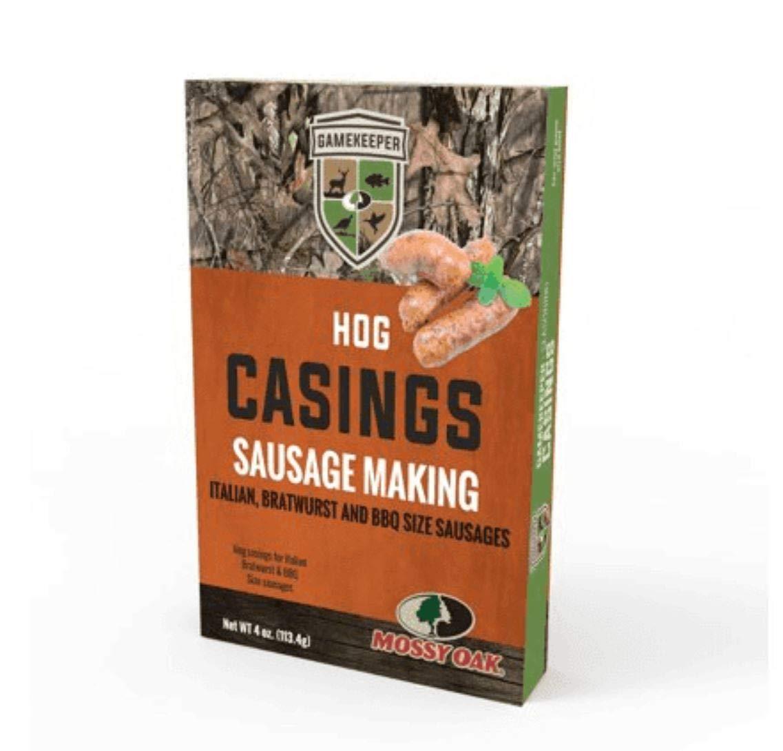 Gamekeeper Sausage Hog Casings Links 100% Natural