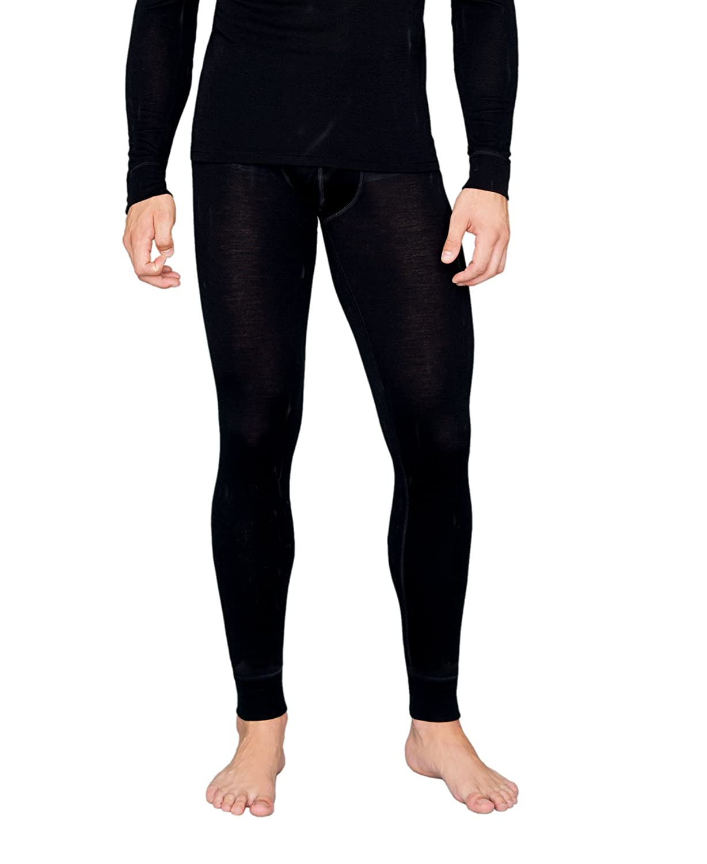064630ce3f9 Amazon.com   Utenos 100% Merino Wool Ultra Soft Mens Long Pants Underpants  Made in EU   Sports   Outdoors