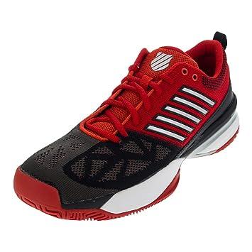 K-Swiss Zapatillas de Tenis de knitshot para Hombre: Amazon.es: Deportes y aire libre