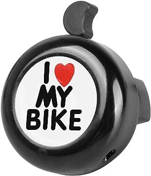 Timbre de bicicleta, timbre de manillar, de aluminio, accesorios ...