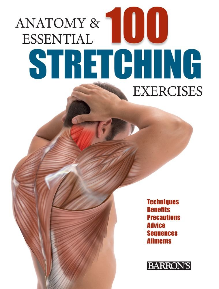 Anatomy 100 Essential Stretching Exercises product image