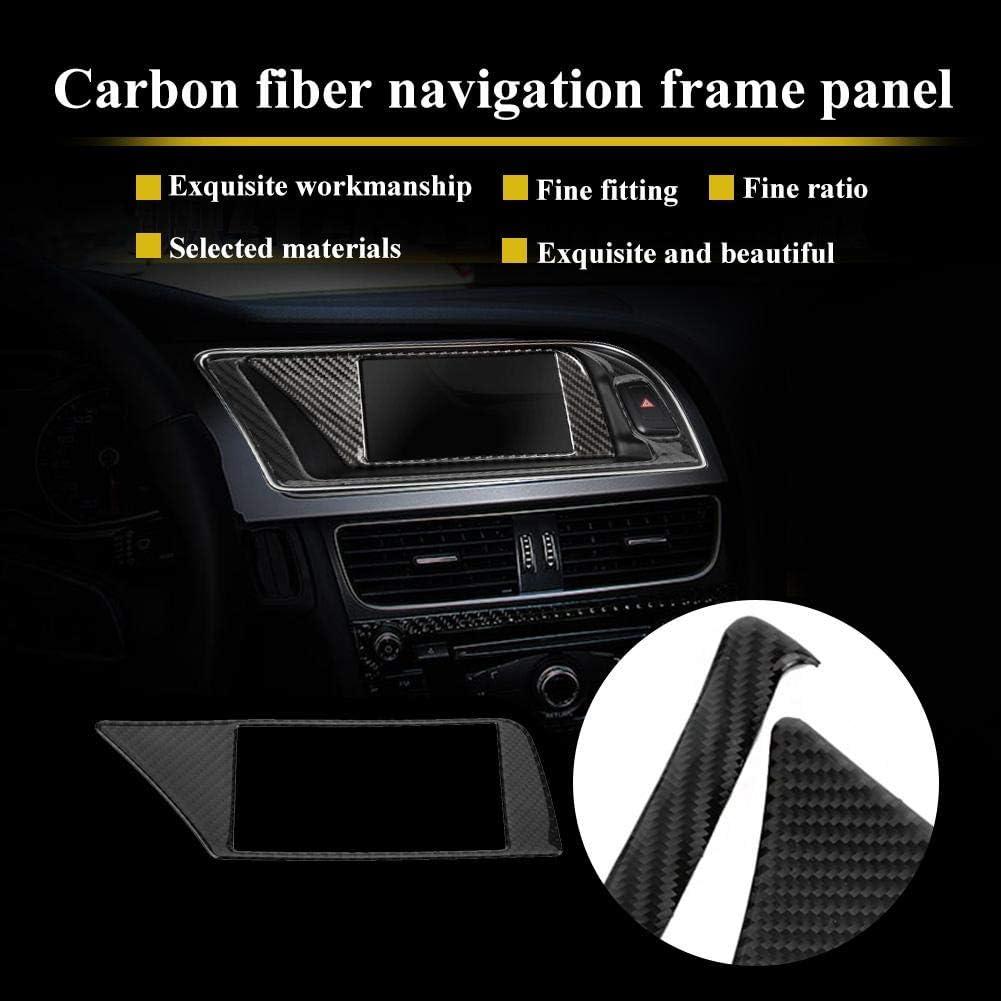 Gps Navigator Verkleidungsblende Carbon Auto Innenraum Gps Navigator Verkleidungsblende Für B8 A4 A5 Q5 S4 S5 Auto