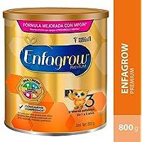 Enfagrow 3, Leche de Crecimiento para Niños Mayores de 12 Meses, Lata 800 gr