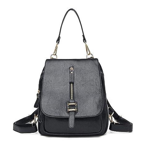 b1ff4c4883d Amazon.com: FENGYINGTT Leather Bags Design Women Bag Luxury Pu ...