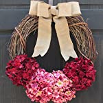 Rustic-Hydrangea-Grapevine-Spring-Summer-Valentines-Day-Wreath-for-Front-Door-Decor-Burgundy-Red-and-Rose-Pink
