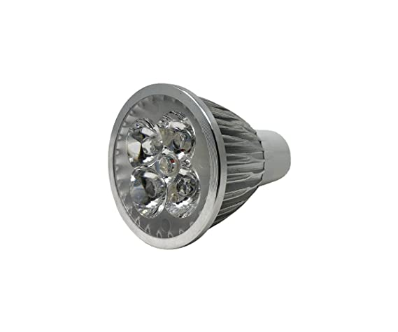 Negro lich UV Bombilla LED GU 10 5 W