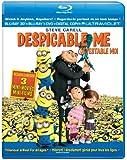 Despicable Me 3D - Détestable moi [Blu-ray 3D + Blu-ray + DVD + UltraViolet] (Version française)