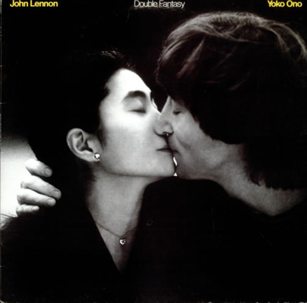 John Lennon Double Fantasy