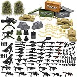 Best Weapons - Feleph Military Army Weapons Toy,Weapon Accessories Block Building Review