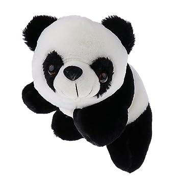 Amazon Com Dovewill Soft Panda Plush Toy Panda Bear Stuffed Animal