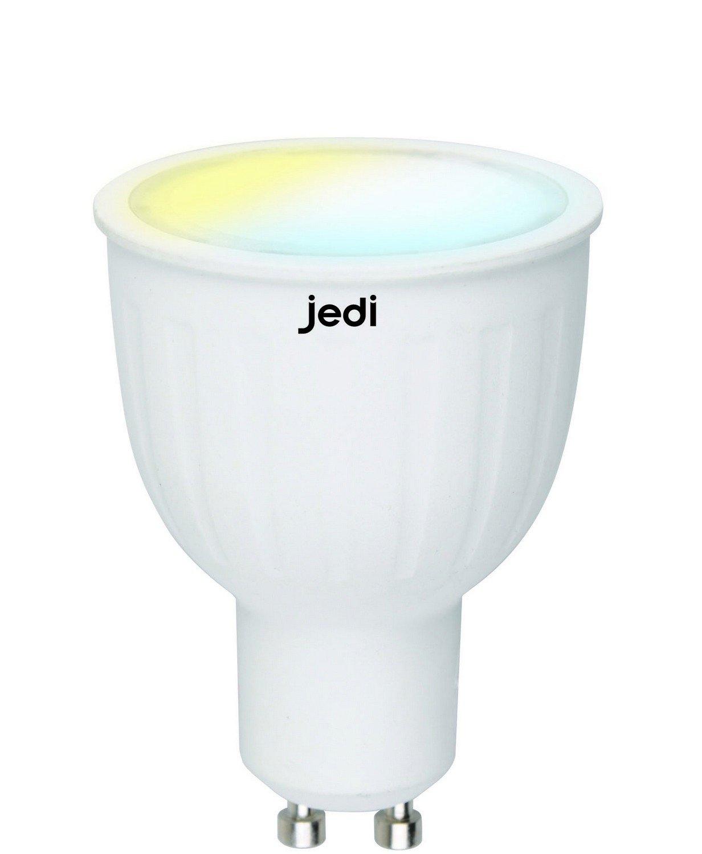 Jedi Lighting je0195021, 2 en 1, acrílico, color blanco, 20 x 10 x 5 cm: Amazon.es: Iluminación
