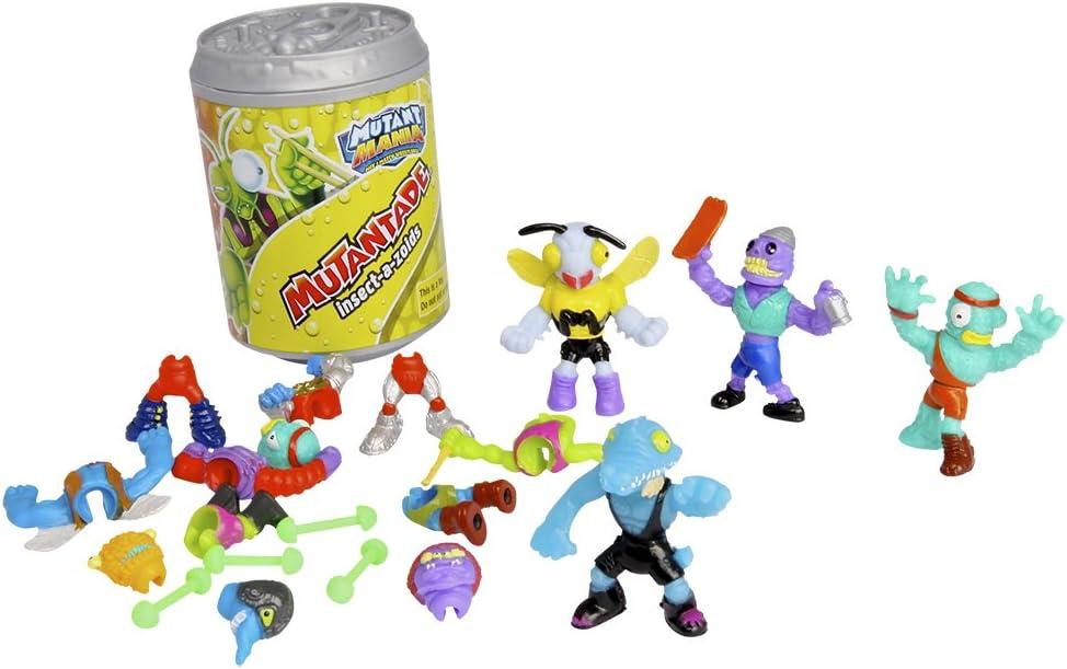 Mutant Mania - Blíster con 8 Figuras (Giochi Preziosi 80010 ...