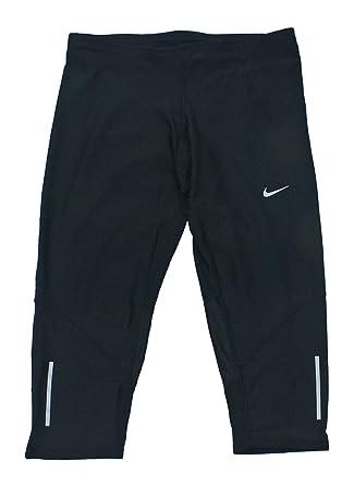 detailed look 65375 dc4d4 NIKE Womens Dri-Fit Tech Capris Running Pants 695386-010 (X-Small