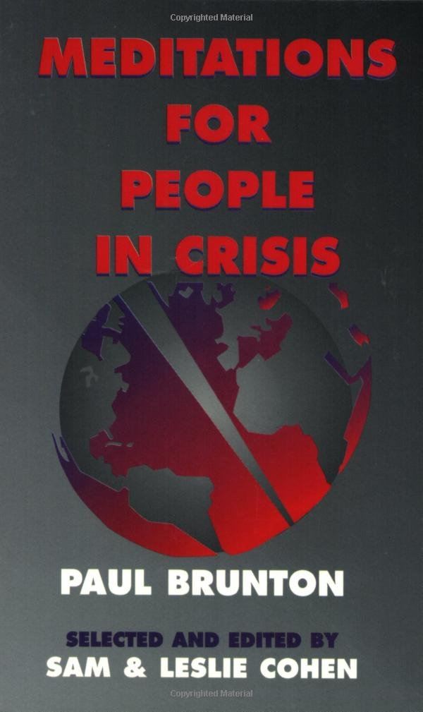 Meditations for People in Crisis PDF