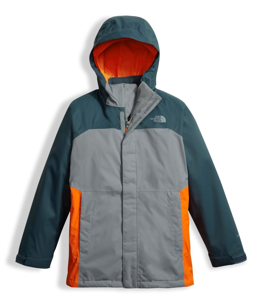 The North Face Boy's Vortex Triclimate Jacket - Conquer Blue - XL (Past Season) by The North Face