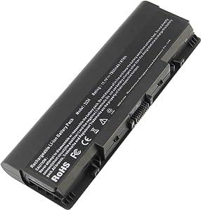 AC Doctor INC FK890 UW280 FP282 GK479 3534 Extended Battery 7800mAh for Dell Laptop Inspiron 1520 1521 1720 1721 Vostro 1500 1700 9 Cell
