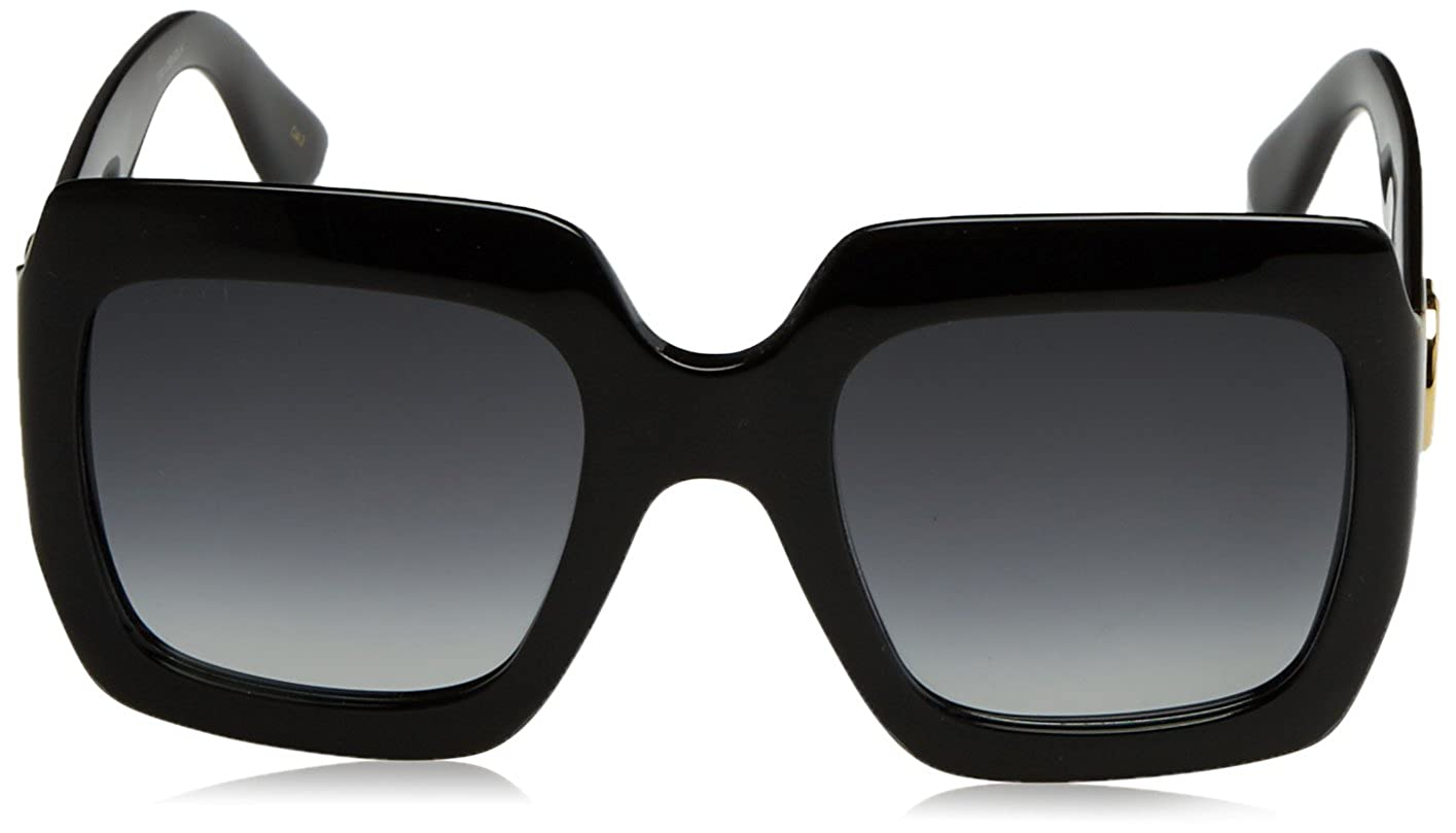 e3b33935ee9 Amazon.com  Gucci Womens 54MM Oversized Square Sunglasses