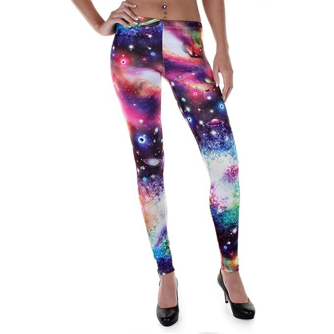 0cc009ae0eb48 DISTRESSED Galaxy Leggings Universum S