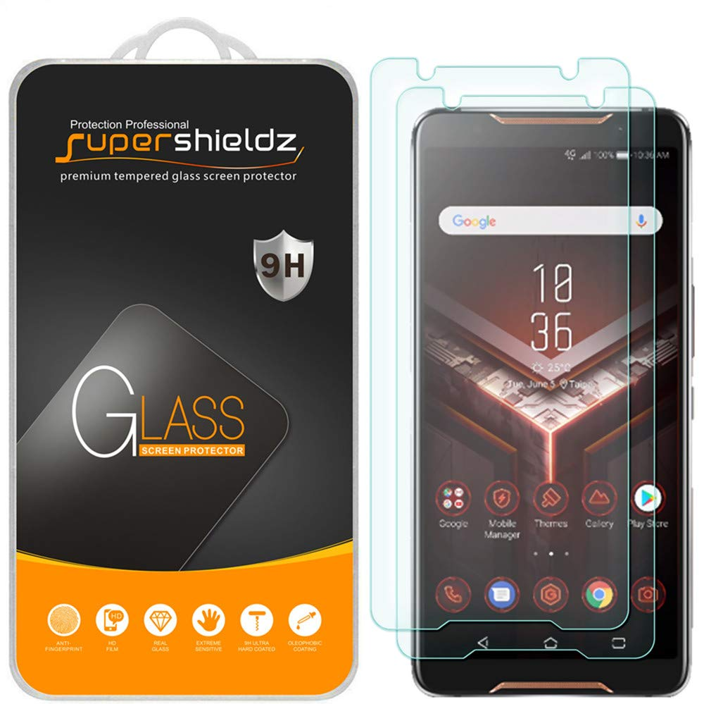 Vidrio Templado Asus Rog Phone Anti Scratch [2un] (7jmd9xgc)