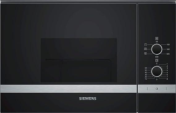 Siemens - Horno a microondas con grill be520lmr0 acabado ...