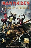 IRON MAIDEN LEGACY OF THE BEAST #3 (OF 5) CVR A CASAS (MR)