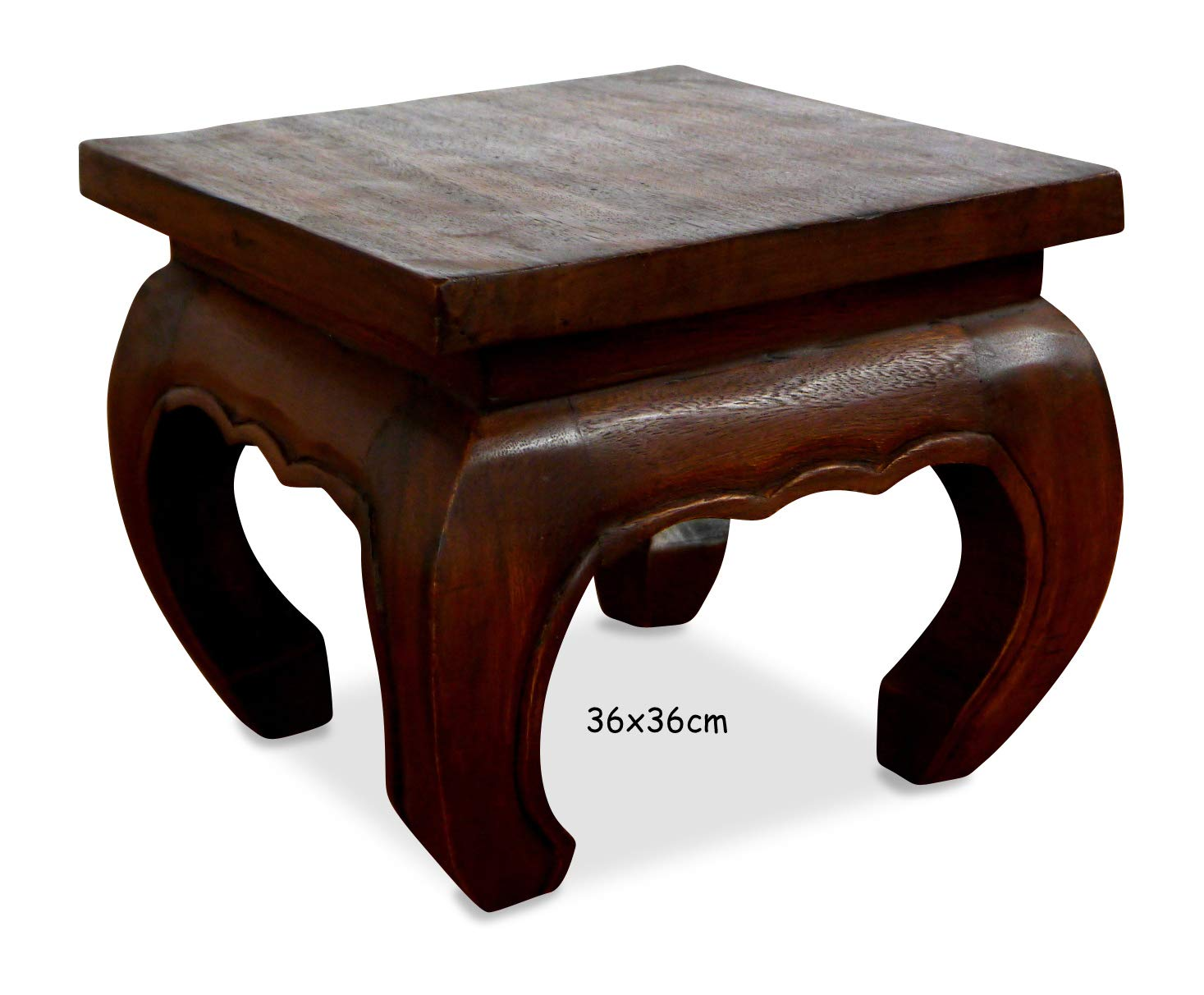 Small Opium Tables In Brown Select Size Side Table As Coffee
