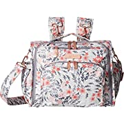 Ju-Ju-Be Rose Collection B.F.F. Convertible Diaper Bag, Sakura Swirl