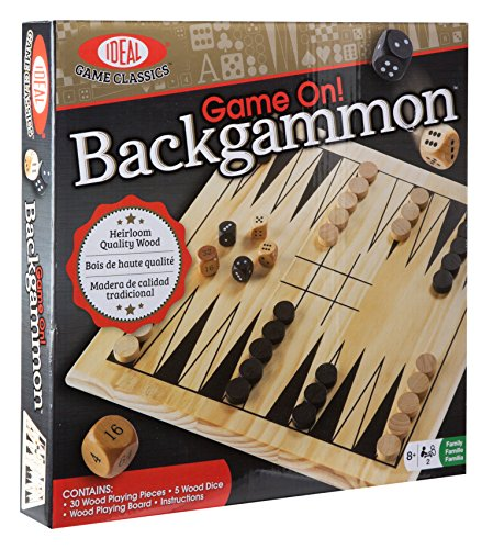 Ideal Game On Backgammon