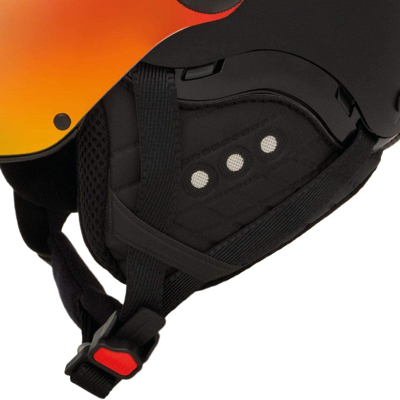 A9209 Unisex ALPINA Jump 2.0/Qvmm Ski Helmet