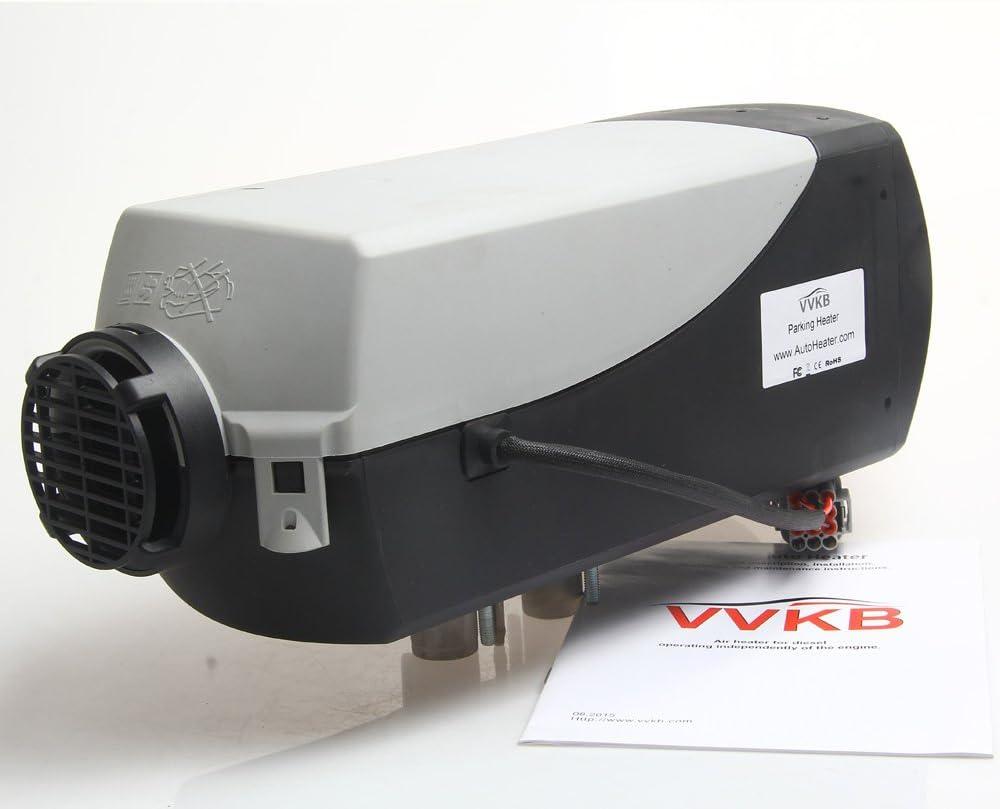 Calefactor de aire Apollo-V2 de VVKB,24V, 5 KW cher (certificaciones FCC, CE y RoHS)