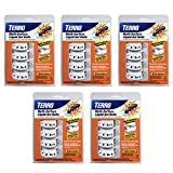 Terro T334 4 5 Pack Multi-Surface Liquid Ant 20 Discreet Bait Stations, White
