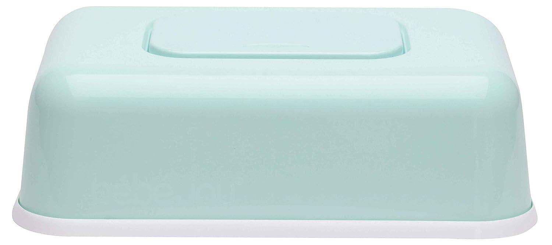 Bebe-jou 423026 - Contenedor para toallitas, verde menta: Amazon.es: Bebé
