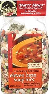Frontier Soups (NOT A CASE) Minnesota Heartland Eleven Bean Soup Mix