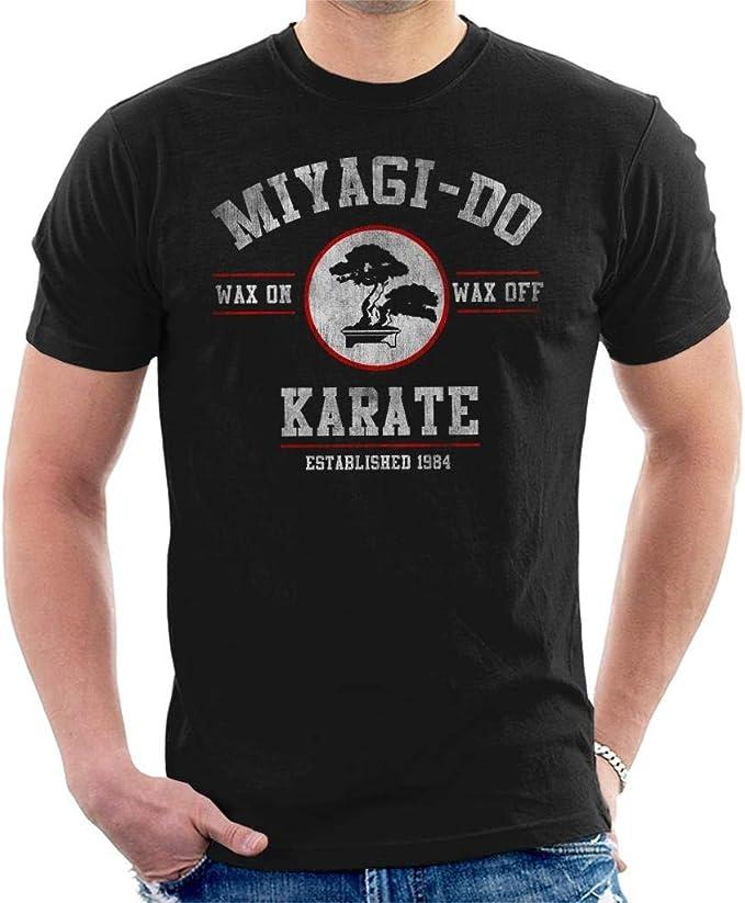 Wax Off \u2013 Japanese Cherry Blossom Karate Kid Wax On Sandalwood Daniel LaRusso Mr Cobra Kai inspired 16 oz scented candle Miyagi