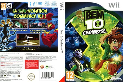 Amazon com: Ben 10 Omniverse - Nintendo Wii: Video Games