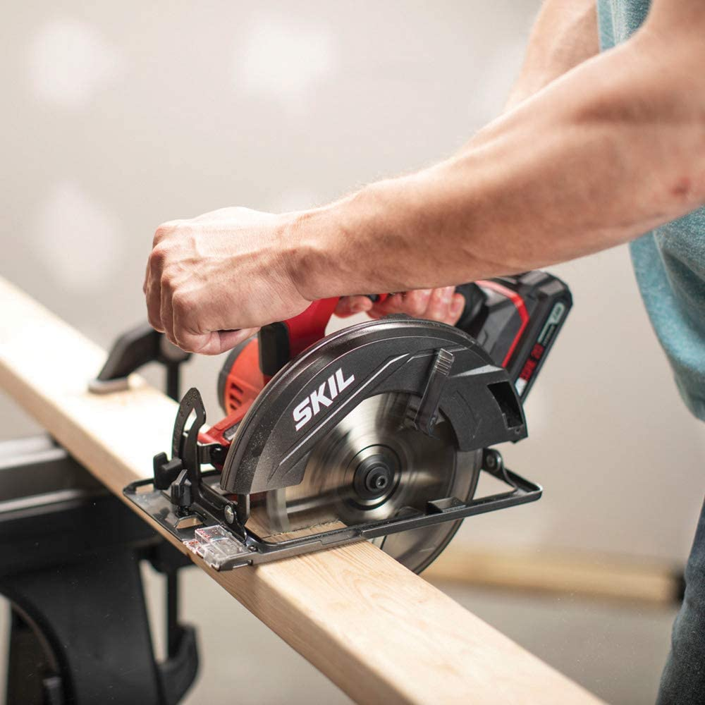SKIL 6-1/2 Inch best Cordless Circular Saw