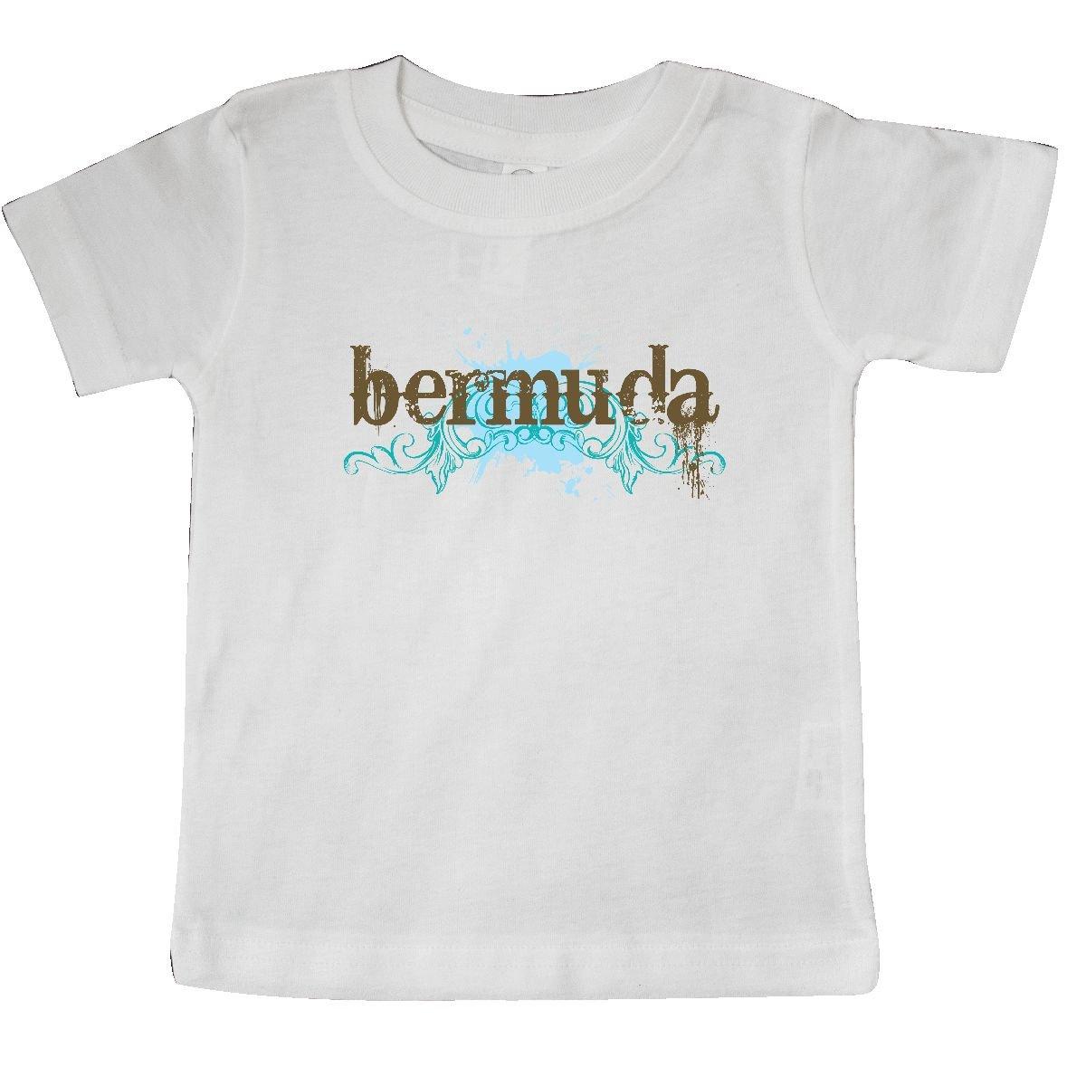 inktastic Bermuda Baby T-Shirt