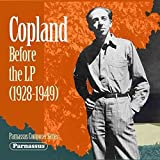 Copland Before the Lp