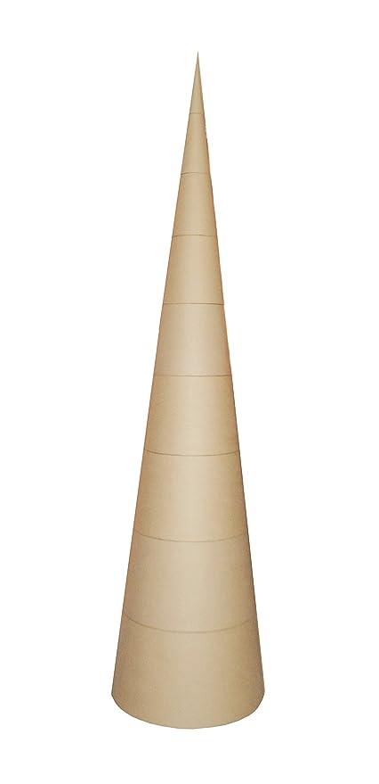 Decopatch Cono Di Cartapesta Per Fare Un Albero Di Natale 50 X