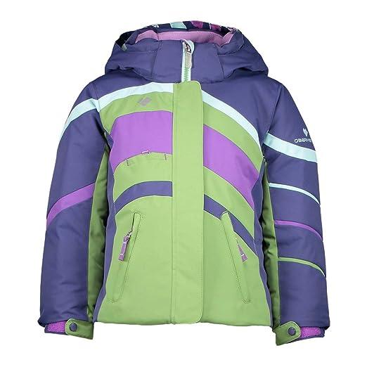8b98dc9a4 Amazon.com  Obermeyer Kids Womens Shimmy Jacket (Toddler Little Kids ...