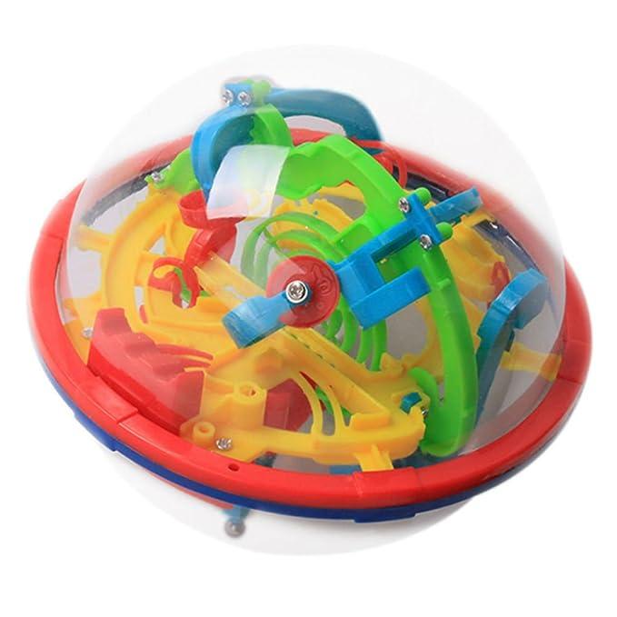 Laberinto intelectual bola colorée juguetes éducatifs para niños: Amazon.es: Bebé