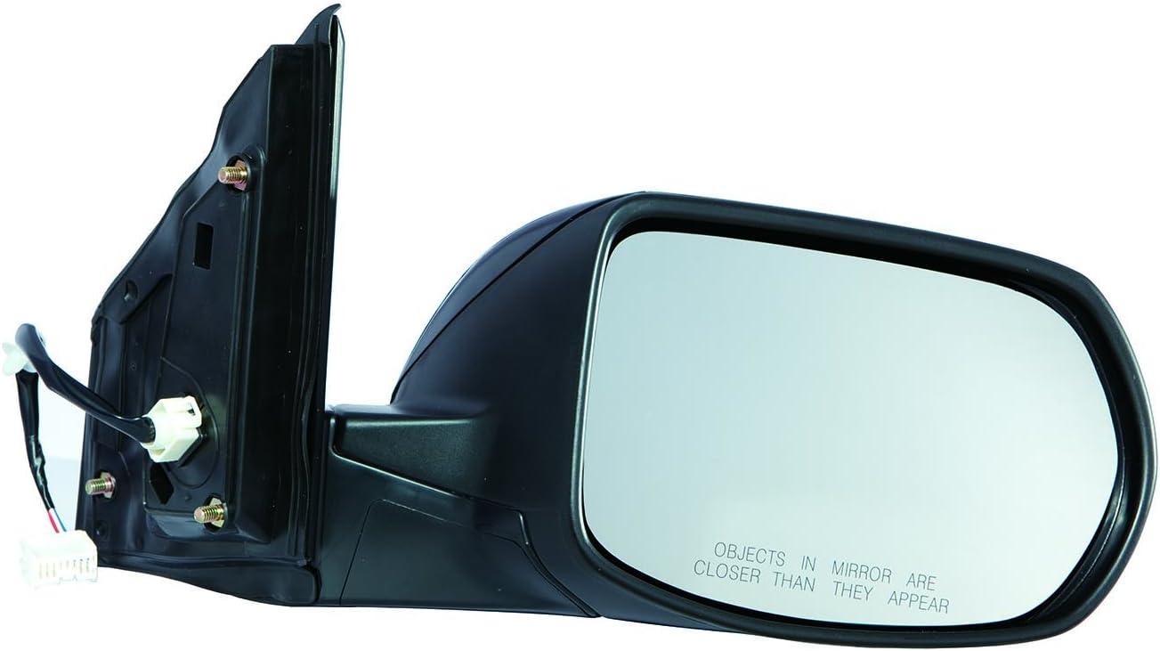 For 2012 2013 2014 Honda Crv Cr-V Power Side Mirror Passenger Side